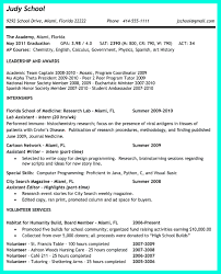 How To Make A Resume For College Write Properly Your Accomplishments in College Application Resume 56