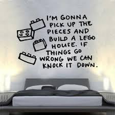 lego house lyrics vinyl wall art zoom on house wall art with lego house lyrics vinyl wall art shop