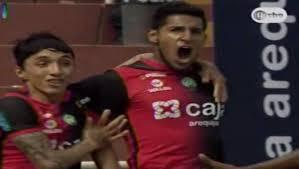 Melgar Empató 2-2 Con Universitario Y Clasificaron A La Final Del ...