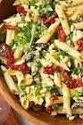 aegean pasta salad