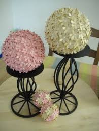 Decorator Balls DIY Decorative Balls These things are expensive this is a good 60