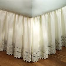 punchboard eyelet bedskirts and accessories