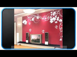 Small Picture Designer Wall Paint dubaifixit com YouTube