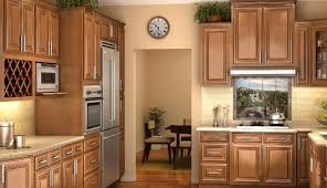 Kitchen cabinets wood Solid Oak Chestnut Pillow Kitchen Cabinets Indiamart Wood Kitchen Cabinets Ready To Assemble