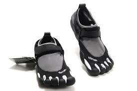 Vibram Size Chart Vibram Stock Vibram Fivefingers Kso Shoes Black Grey White