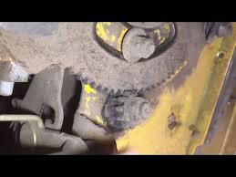 repair riding mower steering you