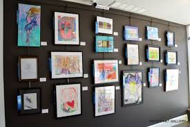 Childrens Artwork Display 2016 Childrens Art Show Reception Is Friday Feb 19 Images Art