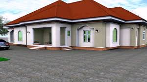 Small Picture Nigeria House Design Bungalow In Nigeria YouTube
