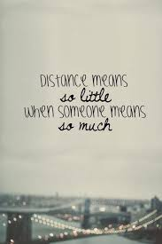 Long Distance Friendship Quotes Interesting Quotes About Friendships And Distance Inspiration Best 48 Distance