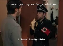 For Posterity: Always Sunny in Philadelphia Nazi Charlie Banana ... via Relatably.com