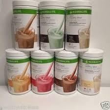 herbalife formula f1 nutrition shake