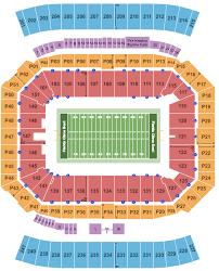 Pro Bowl 2018 Seating Chart Citrus Bowl 2020 Tickets Penn State Vs Kentucky