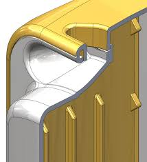 Design Octaves Proprietary Tooling Process For Reaction Injection Molding