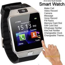 DZ09 Mobile Phone with Memory Card Bluetooth Smart Watch Camera Buy