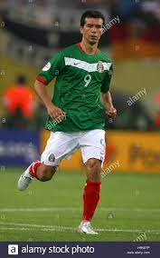 JARED BORGETTI MEXICO & BOLTON WANDERERS FC WORLD CUP LEIPZIG GERMANY Stock  Photo - Alamy