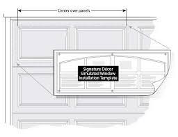 garage door plastic window insertsHow Garage Door Window Kits Save you Time and Money