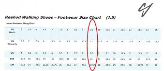 Native Shoes Size Chart Kids Shoe Sizing Online Charts Collection