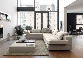 modern white living room furniture. Contemporary Living Room Furniture With Rugs Windows Wooden Floor Storage Pillow Also Modern White