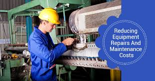 Repairing And Maintenance How Can You Reduce Equipment Repair And Maintenance Costs