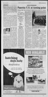 Press and Sun-Bulletin from Binghamton, New York on December 15, 2011 · 12