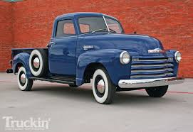 1950 Chevy/GMC Pickup Truck - Brothers Classic Truck Parts