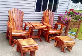 affordable outdoor dining sets. furniture red cedar wood affordable patio set of outdoor dining sets