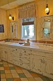 diamond bathroom cabinets. Distressed Bathroom Cabinets Eclectic With Americana Cornice Diamond Tile. Image By: Chelsea Pineda Interiors R