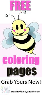 They're great for free printable honey bee collecting honey sweet coloring pages and download free honey bee collecting honey sweet coloring pages along. Free Printable Bee Coloring Pages You Will Love Healthy Family And Me