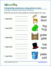 Support your kids learning journey with games, worksheets and more that help children practice key skills. Preschool Kindergarten Worksheets Printable Organized By Subject K5 Learning