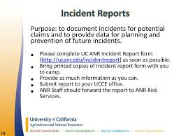 Camp Risk Management And Youth Protection Ppt Download