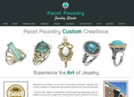 Facetfoundryjewelry Com At Wi Facet Foundry Jewelry Studio