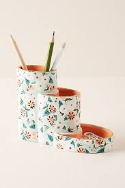 unique office desk accessories. Beatrice Pencil Cup Unique Office Desk Accessories U