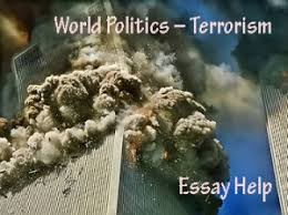 writing essay on terrorism terrorism essay conclusion