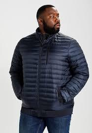mens tommy hilfiger winter jacket blue larger image