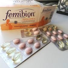 "Фемибион ""Наталкер 2"", 30 таблеток + 30 капсул — купить в ..."