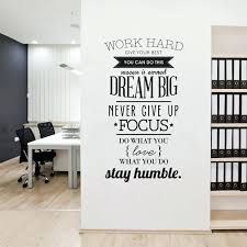 vinyl wall decals wall decals quotes work hard vinyl wall sticker office home decoration wall art vinyl wall decals  on custom vinyl wall art canada with vinyl wall decals come gather at our table vinyl wall art custom