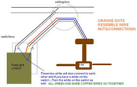 i purchased a hampton bay ceiling fan i had to run new electrical ceiling fan wires at Hampton Bay Ceiling Fan Wiring Diagram Red Wire
