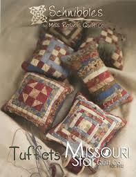Miss Rosie's Quilt Co — Missouri Star Quilt Co. & Schnibbles - Tuffets Pattern Adamdwight.com