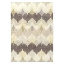 8x10 brown rug designs chevron motion ivory brown tan area rug 8 x 10 solid brown
