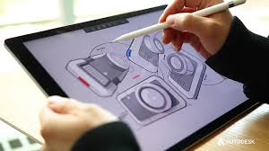 Sketchbook Pro Interior Design Sketchbook Painting And Drawing Software Autodesk