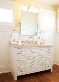 Beach Bathroom Cabinets beachy bathroom vanities facemasre com