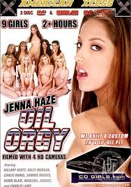 Haze jenna oil orgy