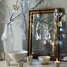 Add Chandelier Drop Lights To Twigs Traditional Christmas Decorating .