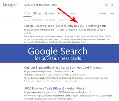 5000 Cheap Business Cards For 59 Or Cheaper Cheap 55