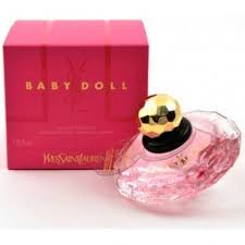 Yves Saint Laurent Baby Doll EDT Spray 50ML | Yves saint laurent, St ...