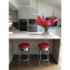 Retro Style Kitchen Accessories Classic Retro American Diner Furniture Accessories From The