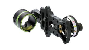 Hha Sight Tape Chart Hha Optimizer Ultra Sight The Original Single Pin Adjustable Bow Sight