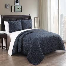Alia Reversible Cotton Coverlet Bedding On Sale &  Adamdwight.com