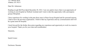Medical Letter Template Sample Fundraising Proposal Template