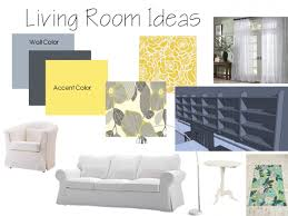 Living Room Color Palettes Blue And Gray Color Schemes Home Design Ideas